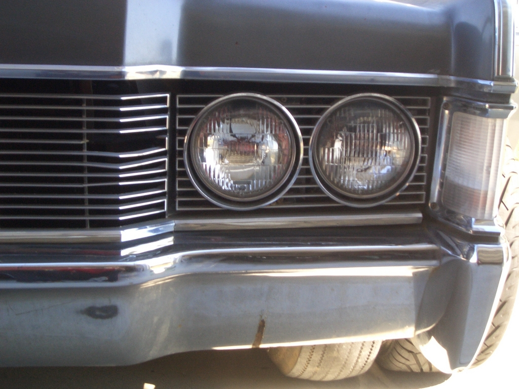 Another STLBRED 1968 Lincoln Continental post... - 12179290