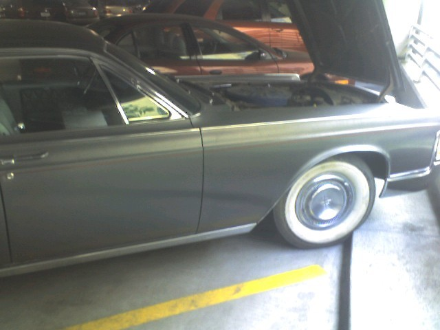 Another STLBRED 1968 Lincoln Continental post... - 12179301