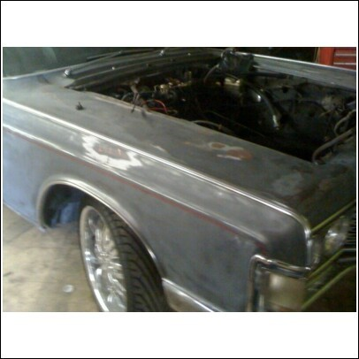 Another STLBRED 1968 Lincoln Continental post... - 12179313