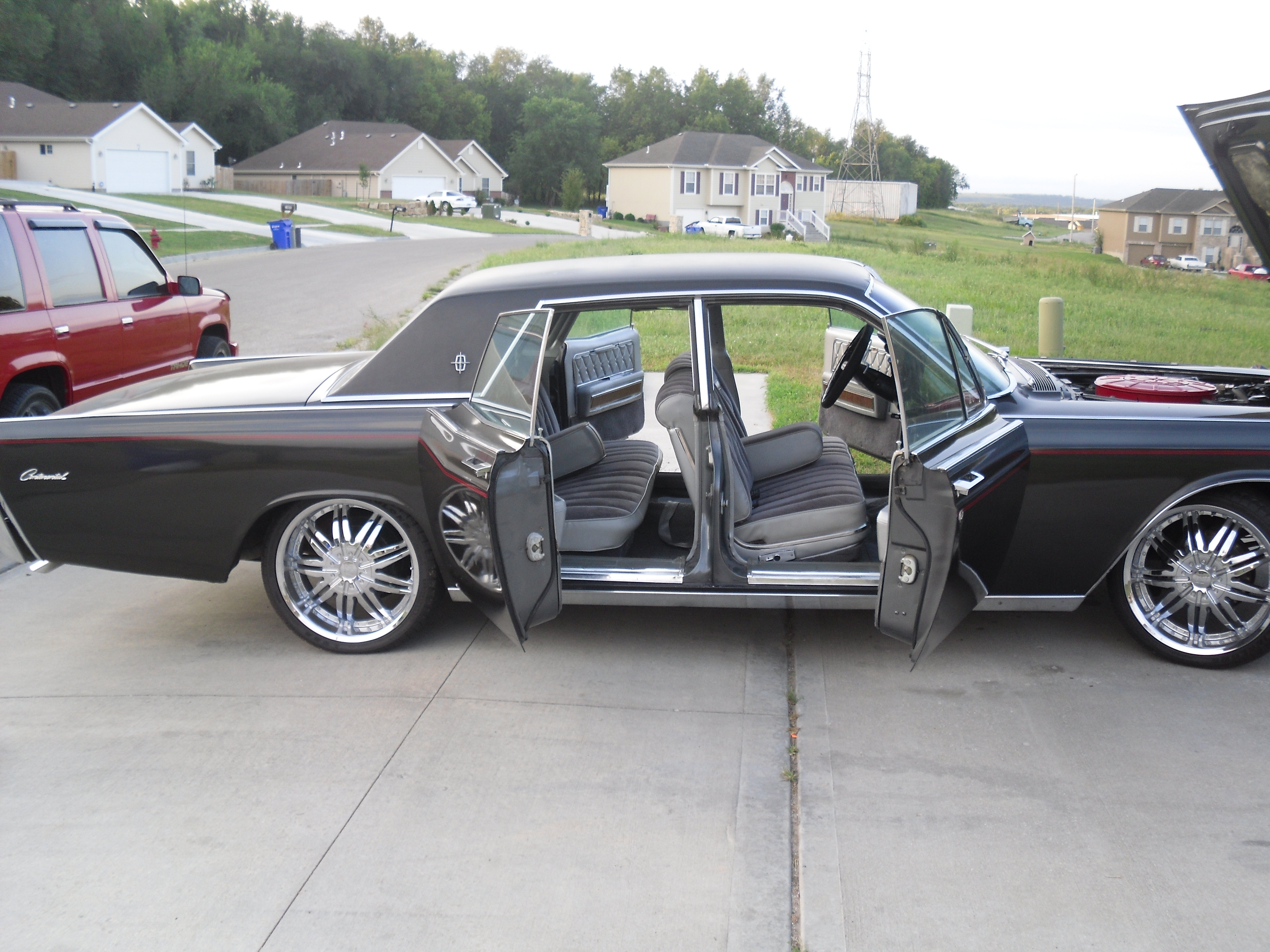 Another STLBRED 1968 Lincoln Continental post... - 12179338