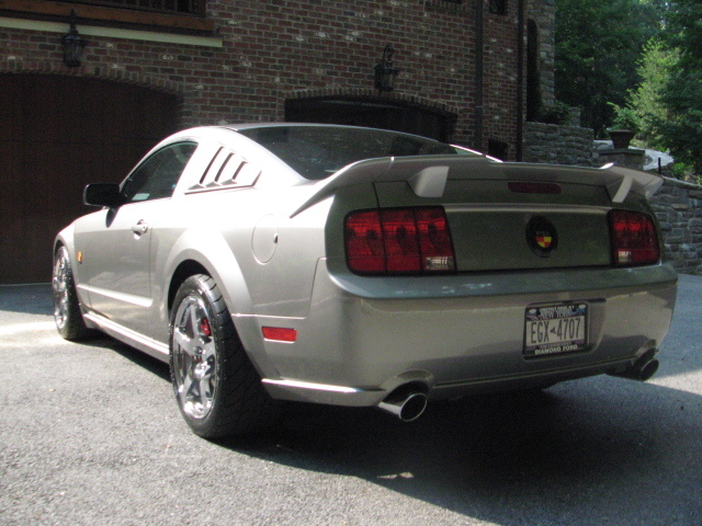 Another sargepug 2008 Ford Mustang post... - 13551904