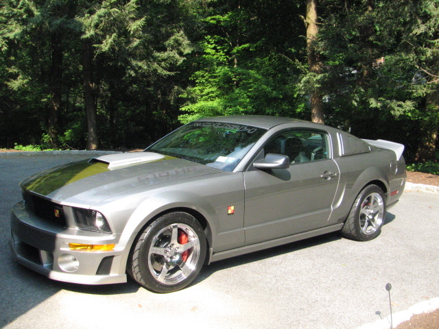 Another sargepug 2008 Ford Mustang post... - 13551905