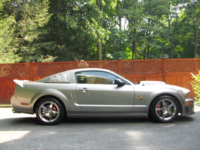 Another sargepug 2008 Ford Mustang post... - 13551906