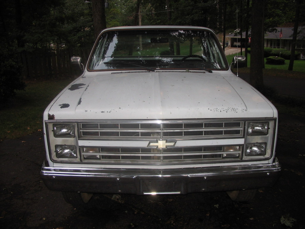 Another BowTieScottie 1986 Chevrolet C/K Pick-Up post... - 12178647