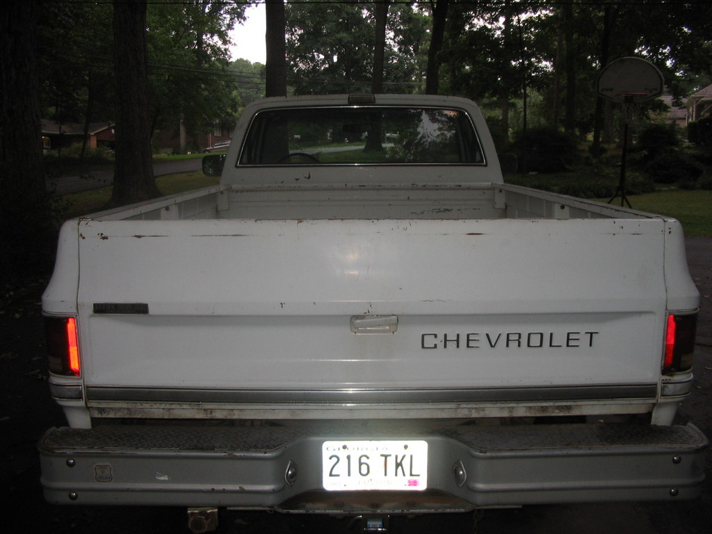 Another BowTieScottie 1986 Chevrolet C/K Pick-Up post... - 12178648