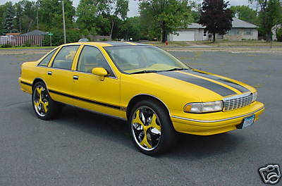 Another AB4DaChi 1994 Chevrolet Caprice post... - 12179728