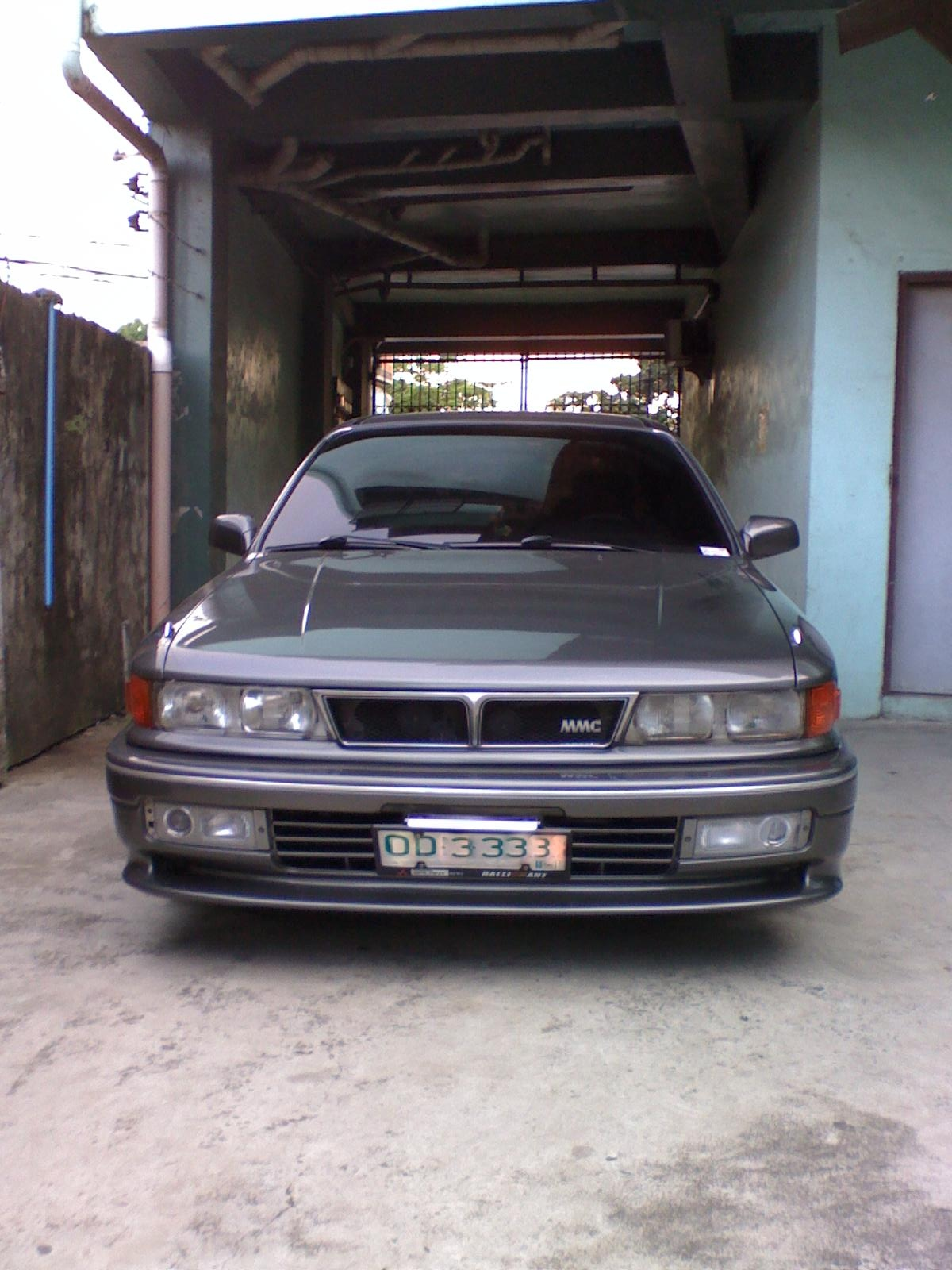 Another --poy 1991 Mitsubishi Galant post... - 12318839