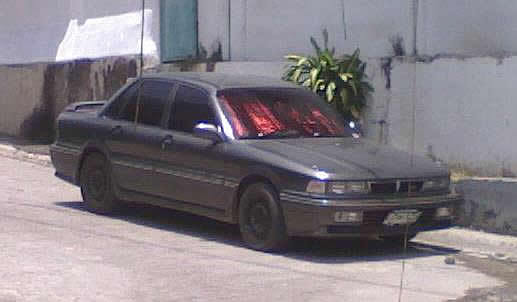 Another --poy 1991 Mitsubishi Galant post... - 12318842