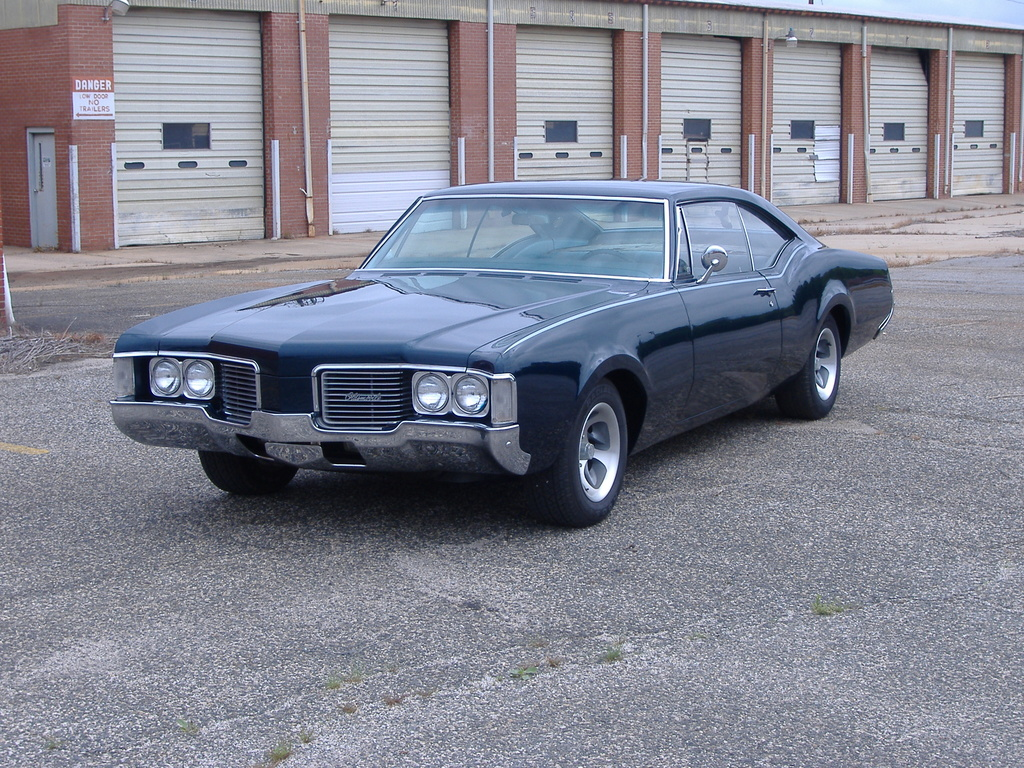 nhoth2o 1968 Oldsmobile Delmont 88 12178750