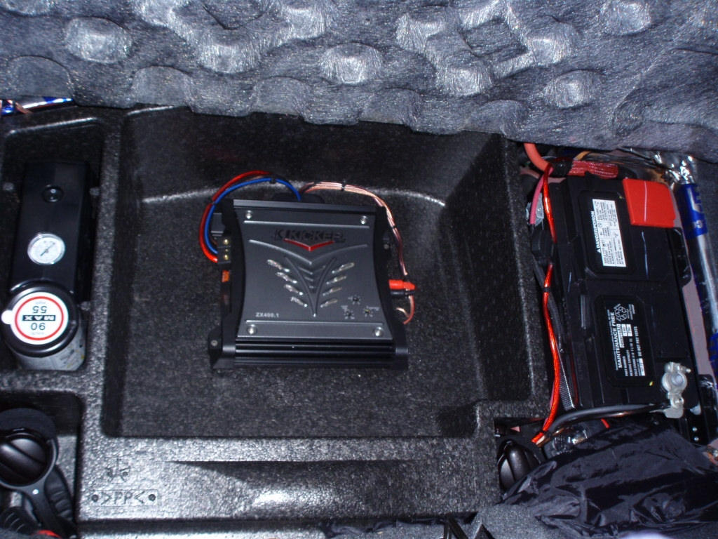 Wiring Diagram For Kicker System