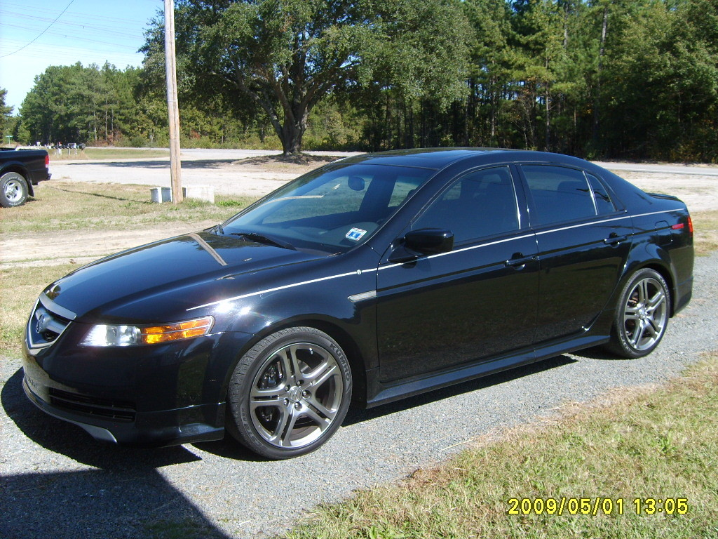 stilpeckin 39 s 2005 acura tl in hamlet nc. Black Bedroom Furniture Sets. Home Design Ideas