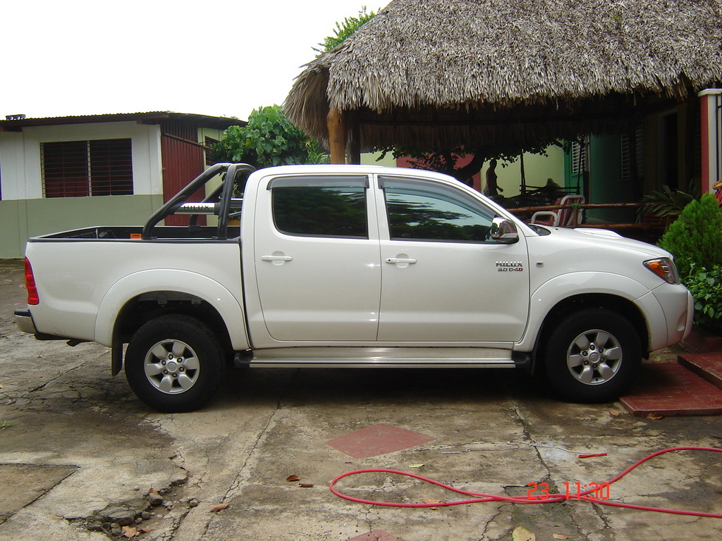 mariano bl 2007 toyota hilux specs photos modification. Black Bedroom Furniture Sets. Home Design Ideas