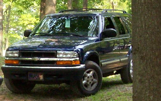 Another weaselschaingang 1996 Ford Explorer Sport post... - 12182924