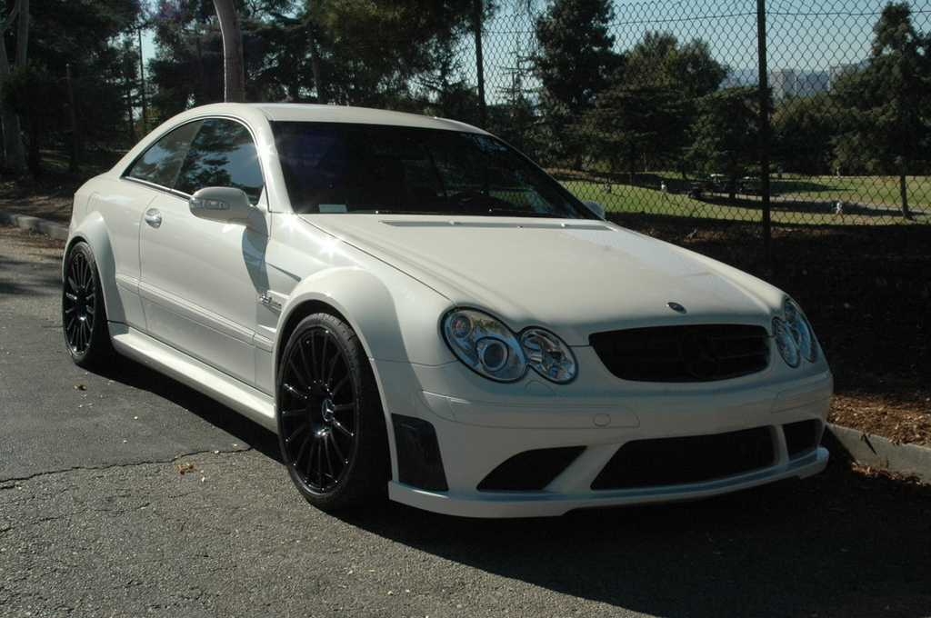Another ModifiedCarsGuy 2008 Mercedes-Benz CLK-Class post... - 12182991