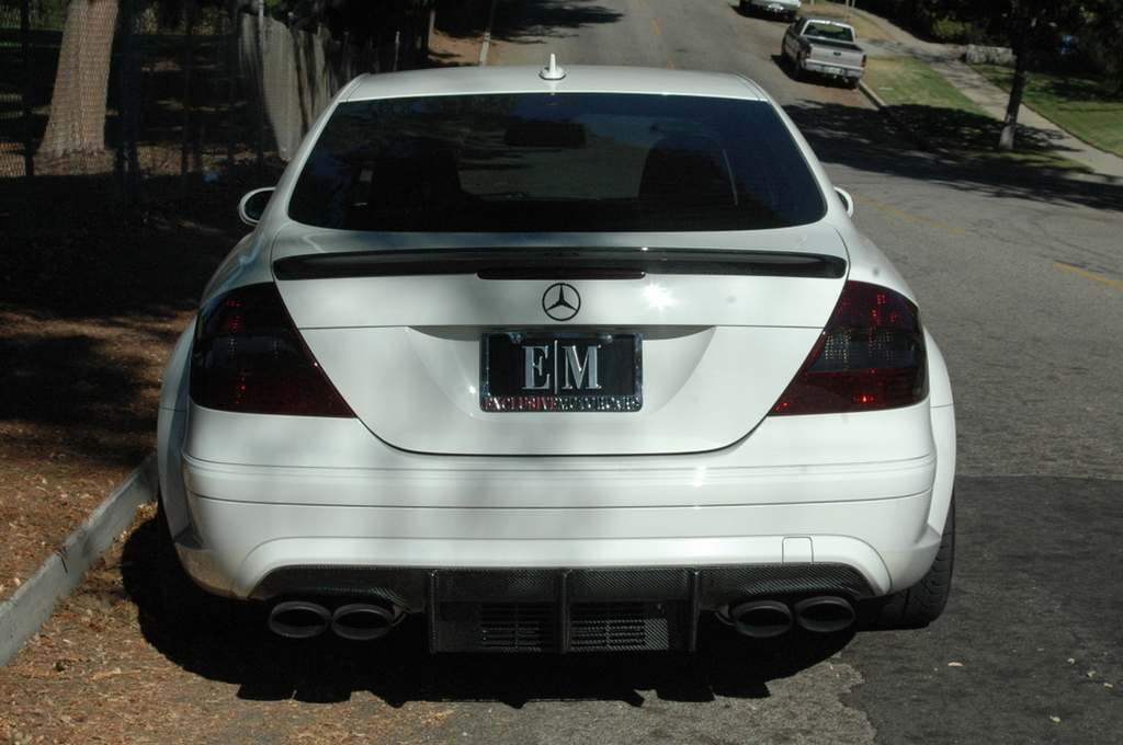 Another ModifiedCarsGuy 2008 Mercedes-Benz CLK-Class post... - 12182994