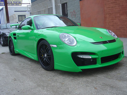 TheoryComms 2001 Porsche 911