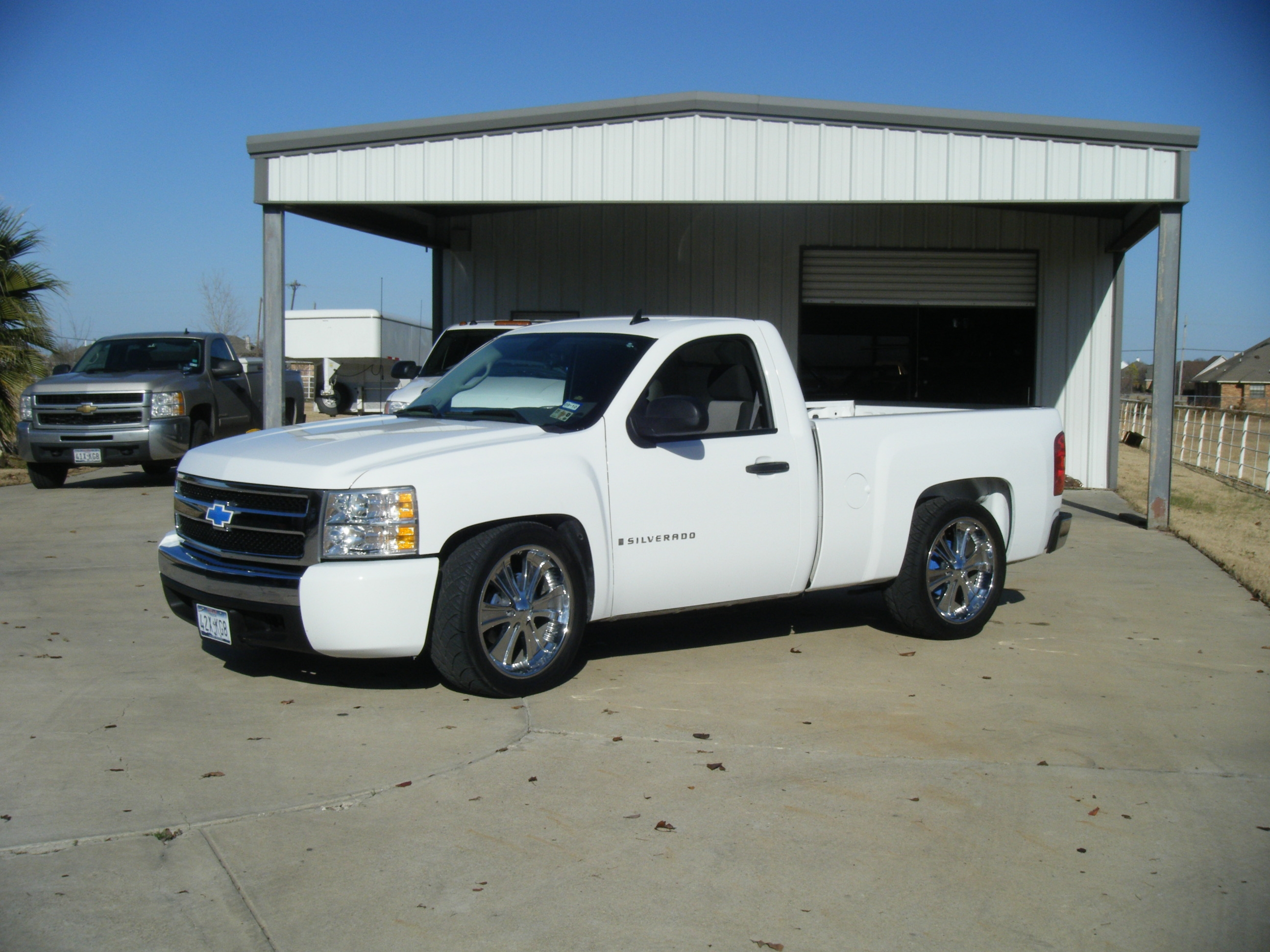2008 Chevrolet Silverado 1500 Regular Cab