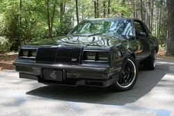 DJRedBarron74 1986 Buick Grand National
