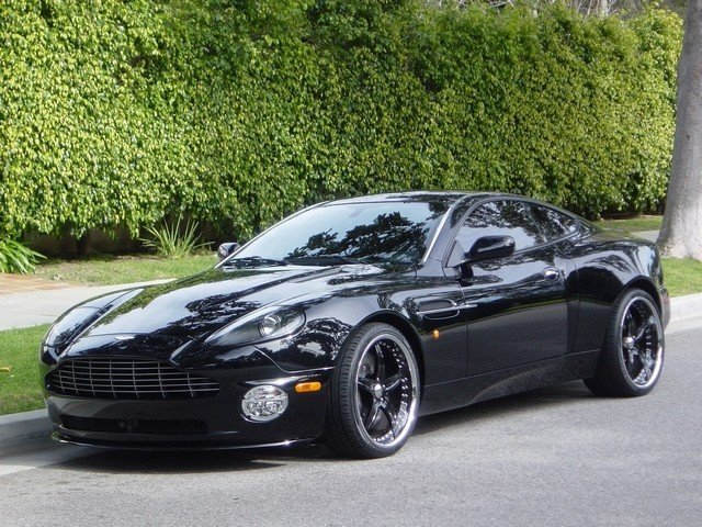 Another jerzyboy455 2005 Aston Martin Vanquish post... - 12184280