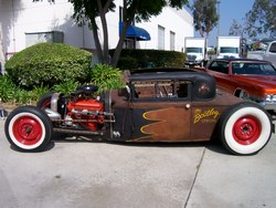 blazerondubs615 1931 Dodge Custom