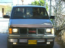safarigmc 1993 GMC Safari Passenger