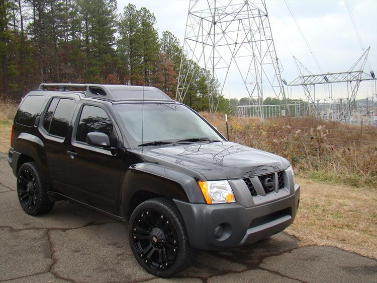 Another raybuck 2007 Nissan Xterra post... - 12187425