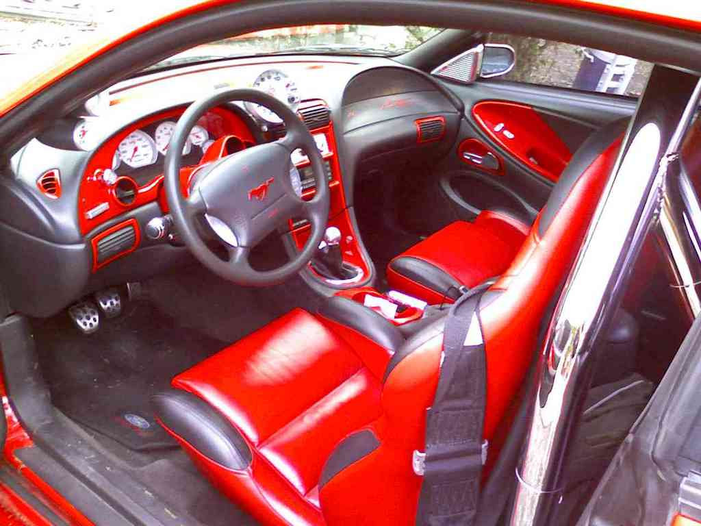 the12fast4u 2000 Ford Mustang 12189921