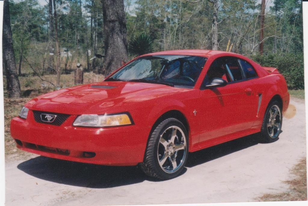 the12fast4u 2000 Ford Mustang 12190031