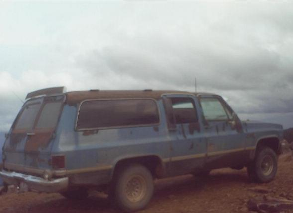 Crickertj's 1986 GMC Suburban 1500
