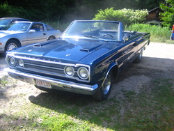 IrishGstars 1967 Plymouth Belvedere