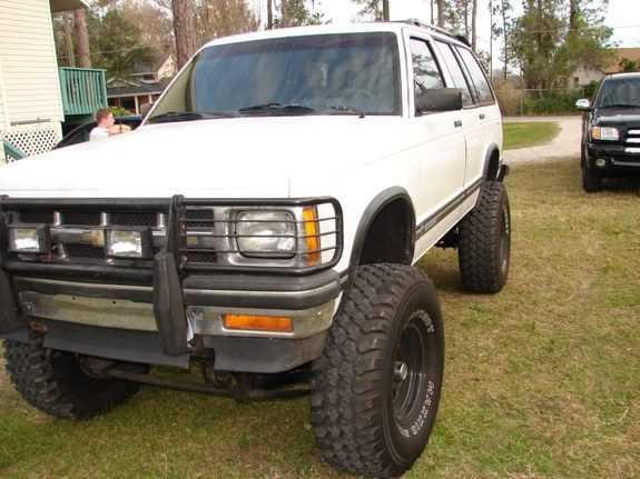Another Charlie94s10 1994 Chevrolet S10 Blazer post    Photo
