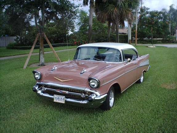 Another showmecll 1957 Chevrolet Bel Air post... - 9471281