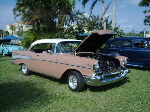 Another showmecll 1957 Chevrolet Bel Air post... - 9471283
