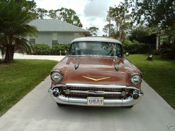 Another showmecll 1957 Chevrolet Bel Air post... - 9471284