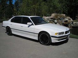 WildAllans 2000 BMW 7 Series