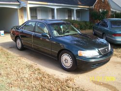 Acura Kansas City on 1996 Acura Rl T Top91 Acura 3 5rl Stock For