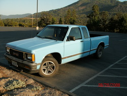 1FASTGMs 1991 GMC Sonoma Club Cab