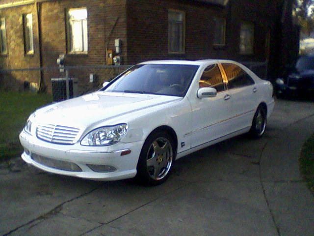 Another DetroitBigRide 2006 Mercedes-Benz S-Class post... - 12189847