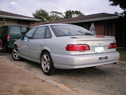 silversho94s 1994 Ford Taurus