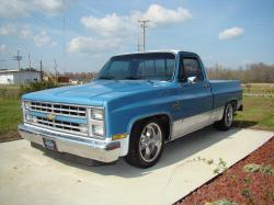 markmcso15s 1985 Chevrolet Silverado 1500 Regular Cab