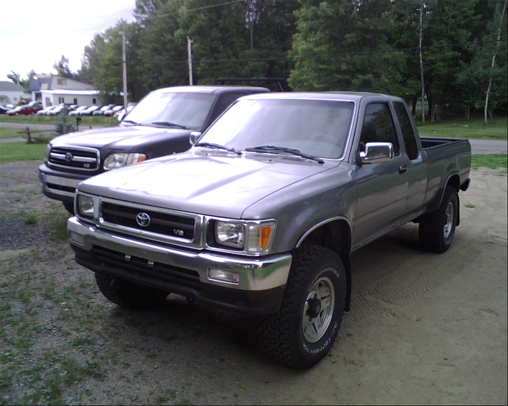 philr 39 s 1993 toyota xtra cab in joliette qc. Black Bedroom Furniture Sets. Home Design Ideas