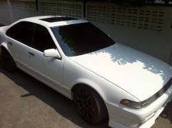 Rockingtons 1993 Nissan Cefiro