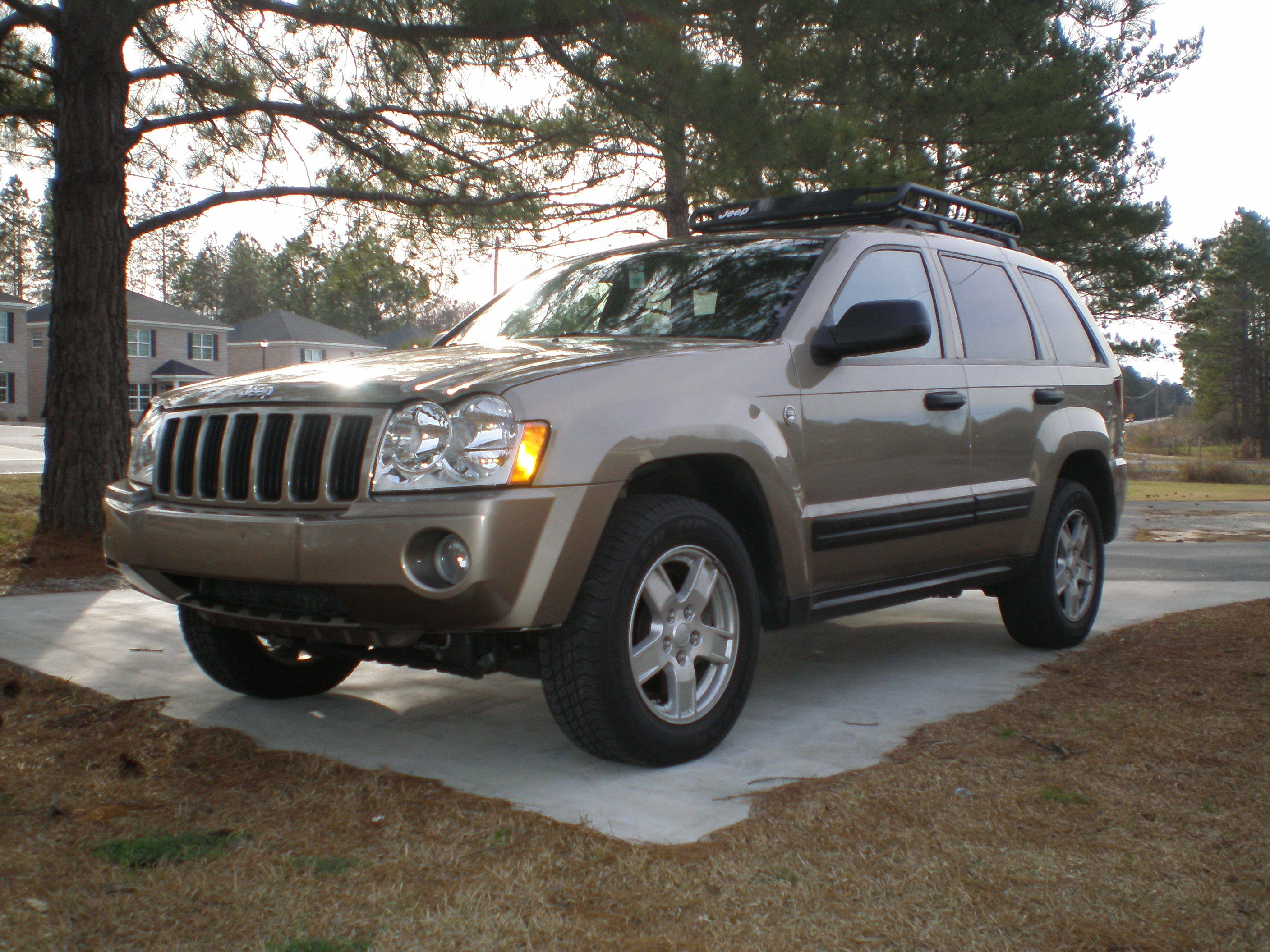bluev6accord 2006 jeep grand cherokee specs photos modification info at cardomain. Black Bedroom Furniture Sets. Home Design Ideas