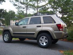 BlueV6Accords 2006 Jeep Grand Cherokee