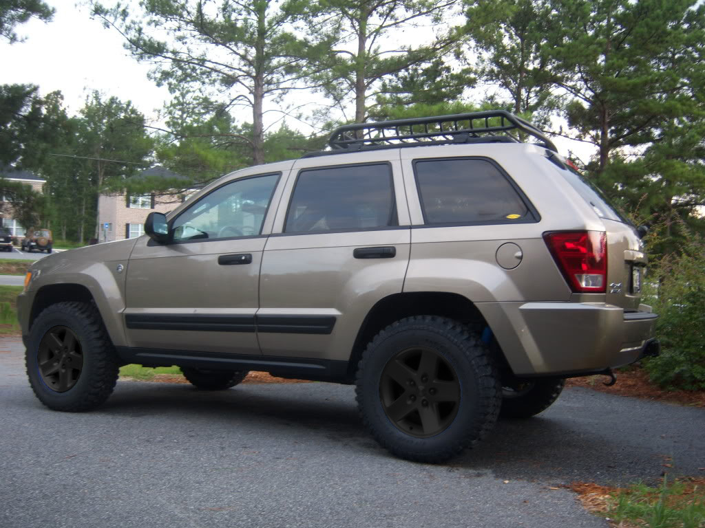 2006 Jeep Grand Cherokee Lifted