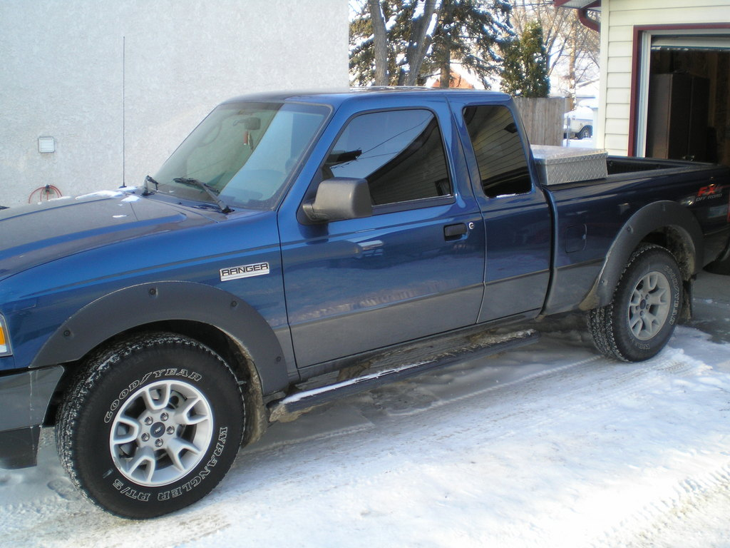 teichmann's 2008 Ford Ranger Regular Cab