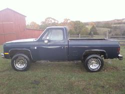 8chevy6s 1986 GMC Sierra 1500 Regular Cab
