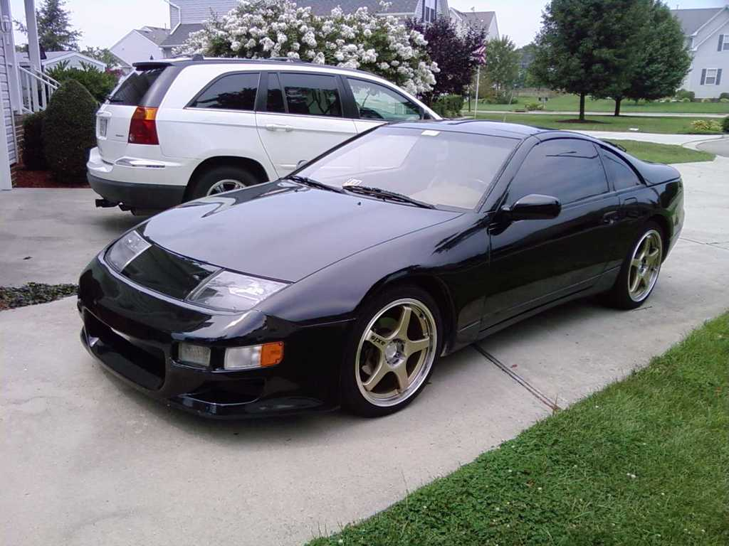streetneon27 1994 nissan 300zx specs, photos, modification info at