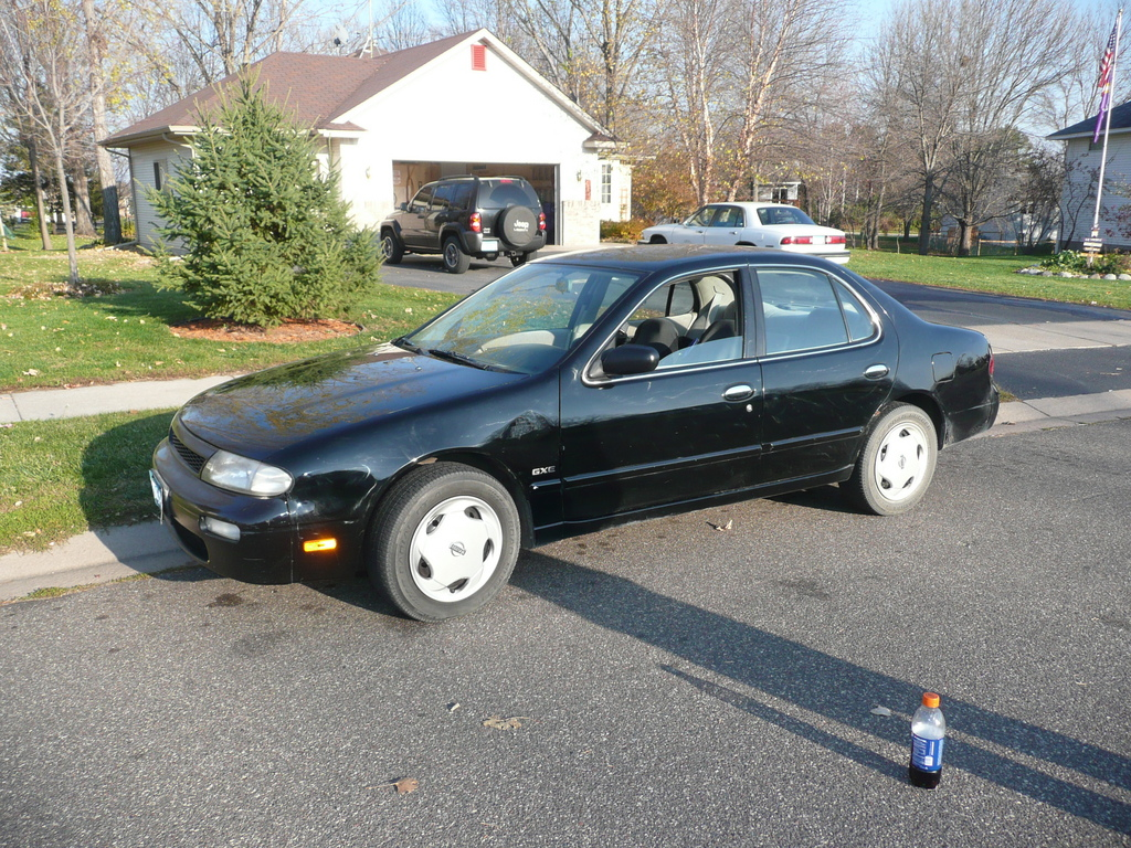 Another JagBombz93 1993 Nissan Altima post... - 12195792