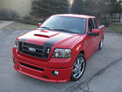 JRridess 2008 Ford F150 Regular Cab